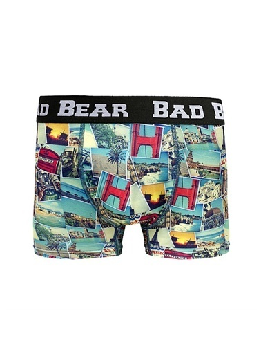 Bad Bear Boxer Renkli